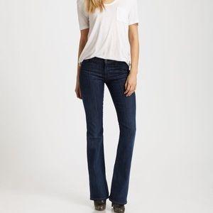 COH Amber Medium Rise Dark Wash Bootcut Jeans